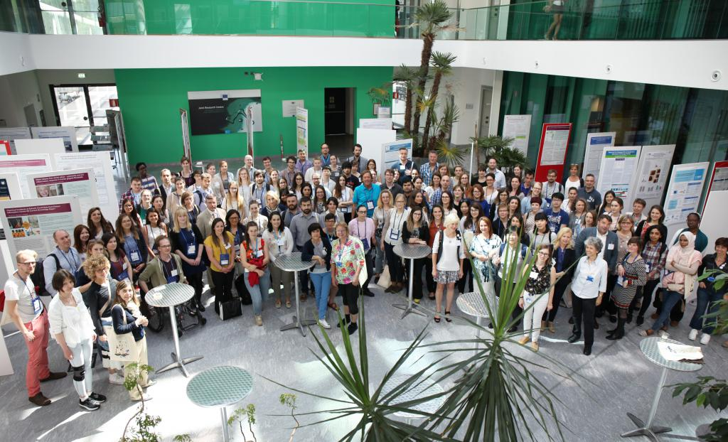 Group picture from last year's summer school attendees