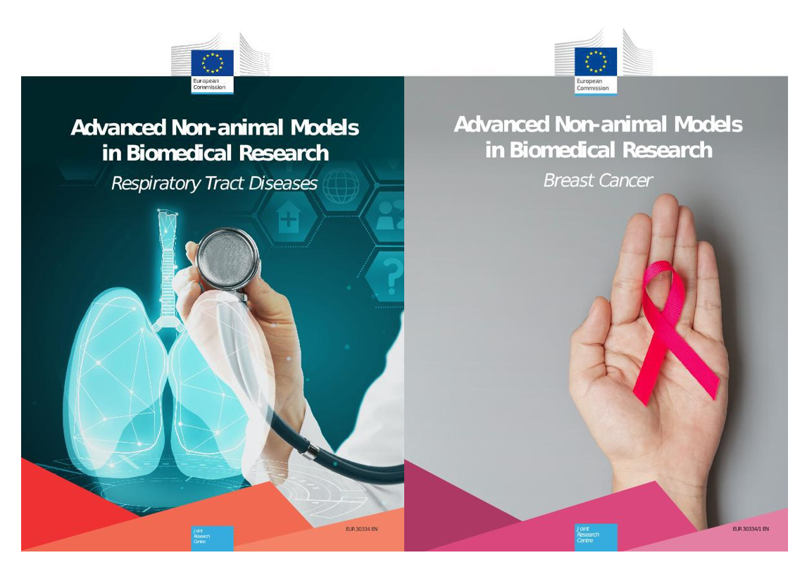 Advanced Non-animal models for respiratory tract diseases and breast cancer